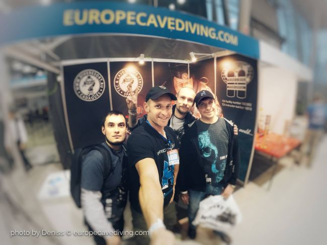 Moscow Dive Show - 2020