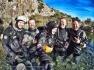 Font Estramar cave diving in December Fr...